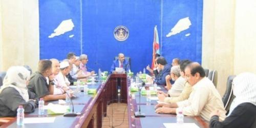 رئاسة المجلس الانتقالي تستكمل تعيينات رؤساء دوائر الأمانة العامة ( الأسماء )