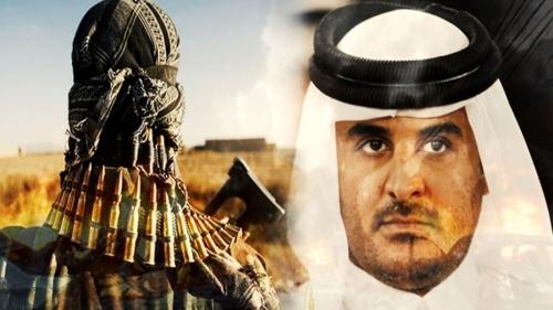 دفة الأموال القطرية .. من داعش والإخوان إلى الحوثي وحزب الله