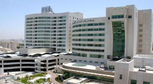 مدير مكتب جرحى الساحل الغربي في مصر يوقع إتفاقية مع مستشفى السلام الدولي