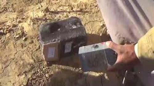 قوات الأمن تفكك عبوة ناسفة بمحافظة الجوف