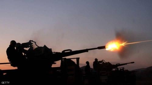 """تجدد المواجهات في  """"البيضاء وتعز """" وسقوط  قتلى وجرحى من مليشيا الحوثي"""