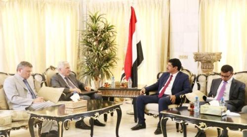 دبلوماسي يمني يدعو روسيا للاطلاع بدورها في دعم التسوية السياسية في البلاد