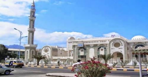 مواقيت الصلاة حسب التوقيت المحلي لمدينة عدن وضواحيها اليوم الخميس 26 يوليو 2018م