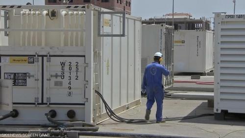 الإمارات تضيء عدن بمحطات كهرباء جديدة