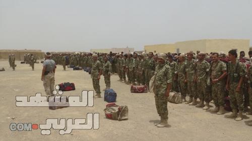 بقوات عسكرية جديدة.. المقاومة الوطنية تتأهب لتحرير الساحل الغربي ( صور)