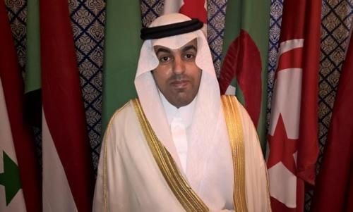 رئيس البرلمان العربي: الحوثي يهدد الأمن والسلم الدوليين