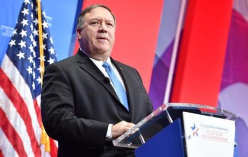 الخارجية الأمريكية: الدعم الإيراني للحوثيين يهدد الملاحة الدولية