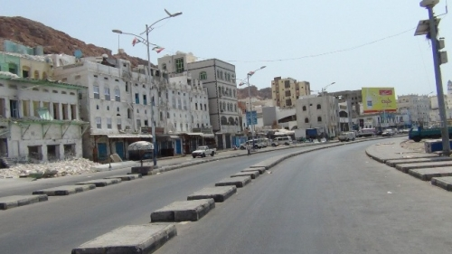 شوارع حضرموت بلا مواطنين في اليوم الخامس للعصيان المدني
