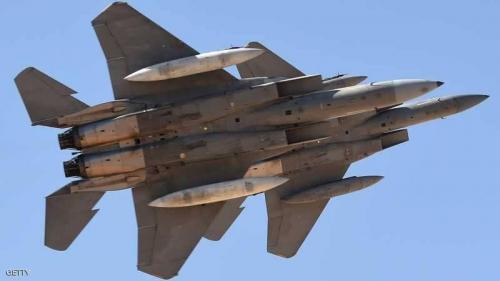 مقاتلات التحالف تقصف أهدافا حوثية في الحوك