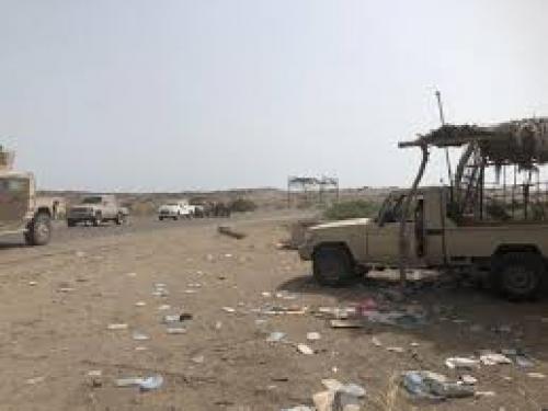 التحيتا.. ألوية العمالقة تجبر مليشيا الحوثي على الانسحاب