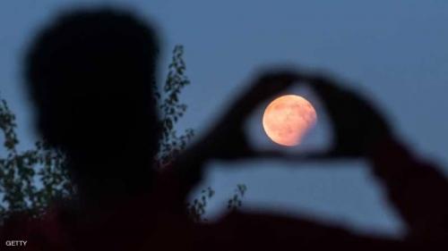 خسوف القمر وتأثيره على مزاج البشر