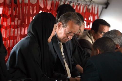 صحيفة دولية تتساءل : هل جندت قطر المبعوث الأممي الأسبق لدعم الحوثيين وإيران