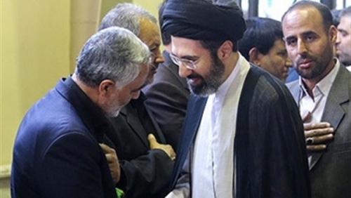 موقع إيراني:  نجل خامئني سرق سبائك الذهب من المركزي العراقي وباعها لأحد التجار الهنود