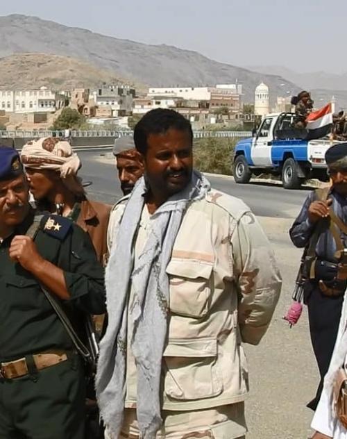 كمين مسلح للحوثيين يقتل مسؤول امني بشبوة