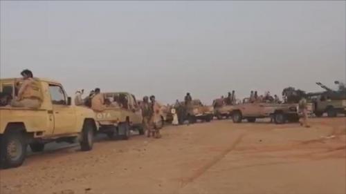 قوات الشرعية تتقدم  في الجوف.. وخسائر كبيرة لمليشيا الحوثي