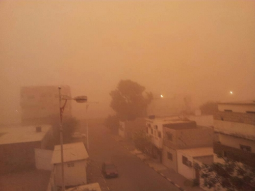 الأرصاد: يحذر من موجة غبار كثيفة ستضرب 3 محافظات جنوبية