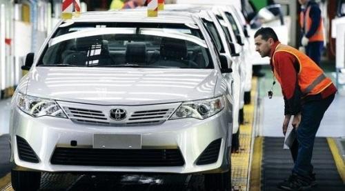 تويوتا تعلن عن تحقيق مبيعات قياسية