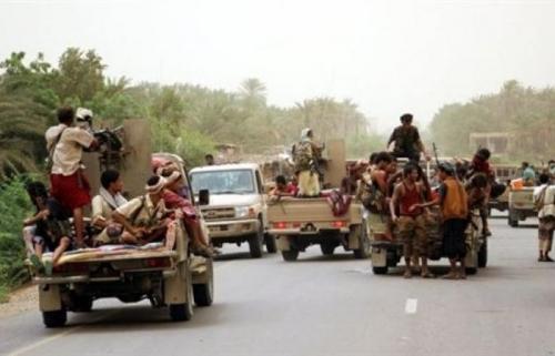 عاجل: ألوية العمالقة تتقدم في زبيد وقتلى وجرحى في صفوف الحوثيين