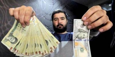 الريال الإيراني يخسر أكثر من نصف قيمته أمام الدولار في غضون 4 أشهر