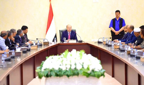 مجلس اقتصادي من الحكومة والغرف التجارية لوقف تدهور الريال