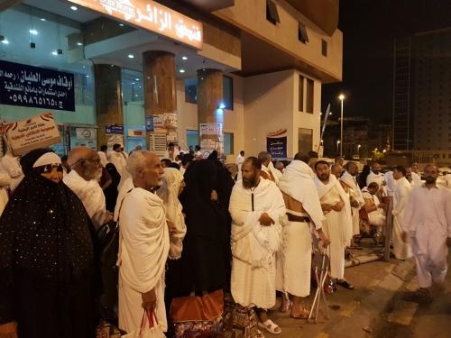 السعودية تستضيف 1500 حاج من ذوي شهداء الجيش اليمني والقوات السودانية