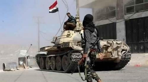 مقتل وإصابة 86 حوثياً في البيضاء