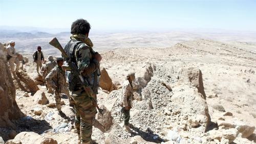 قوات الجيش تحرز تقدماً جديداً في صعدة وتسيطر على مركز دار الحديث