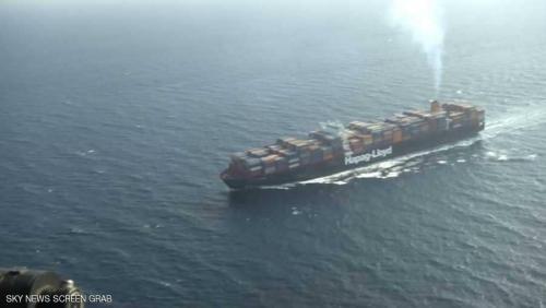 التحالف العربي يتهم إيران بالوقوف وراء تهديد الملاحة بالبحر الأحمر