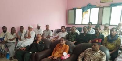 أمن عدن تدشن المرحلة الثانية من الخطة الأمنية في المنطقة الأمنية الأولى
