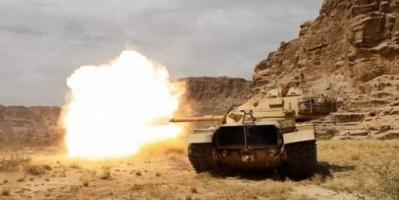 """قوات الشرعية تسيطر على سلسلة جبال  """"أبواب الحديد""""  بصعدة"""