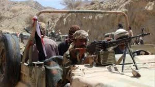 مقتل مشرف أمني لمليشيا الحوثي بمحافظة البيضاء