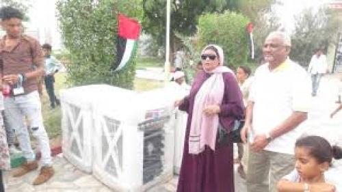 """بدعم من الهلال الأحمر الإماراتي.. فعالية """"أنتم الأمل"""" لمناصرة مرضى السرطان"""