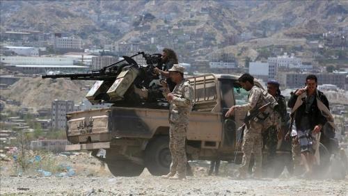 استعدادات لشن عمليات عسكرية لاستكمال تحرير الجبهة الشرقية لمدينة تعز