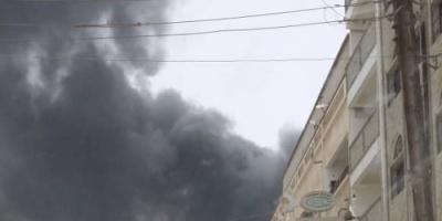 عاجل.. اندلاع حريق في شقة سكنية بالمنصورة