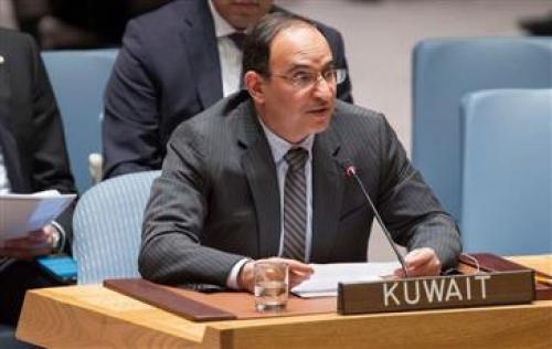 مندوب الكويت: ميليشيا الحوثي تتعمد استهداف المدنيين في السعودية