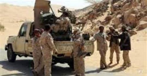 هزائم جديدة للحوثيين تدفع عناصرهم للهرب من مديرية الملاجم