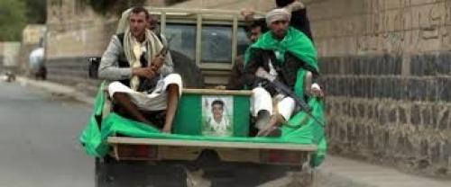 كيف استقبلت قرى صعدة 7 جثث لقتلى حوثيين؟