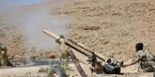 خسائر في صفوف المليشيا  في مواجهات مع قوات الشرعية غرب تعز