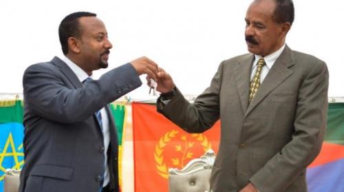 الخطوط الجوية الإريترية تبدأ رحلات منتظمة إلى أديس أبابا