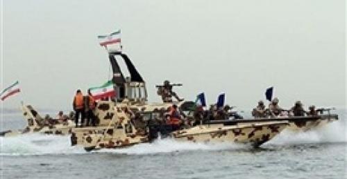 إيران تجري مناورات في الخليج بعد تهديدات ترامب