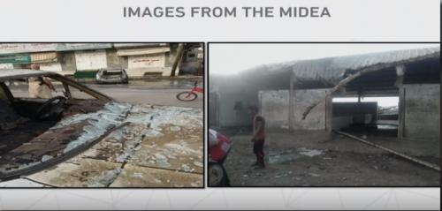 فيديو.. أدلة جديدة تثبت تورط الحوثيين في الهجوم على سوق السمك ومستشفى الثورة بالحديدة