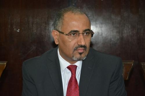 الزبيدي يصدر قراراً باستكمال قوام قيادة المجلس الانتقالي في سقطرى