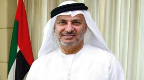 قرقاش: الإمارات تقف مع السعودية للدفاع عن سيادتها