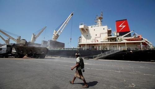 التحالف العربي: إصدار تصاريح لـ 3 سفن بميناء الصليف في اليمن