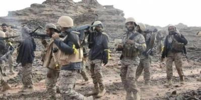 بدعم من التحالف.. قوات الشرعية تسيطر على الملاحيظ بصعدة