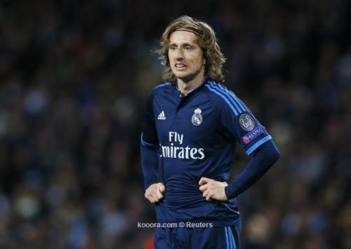 صورة.. إشارة جديدة على بقاء مودريتش في ريال مدريد