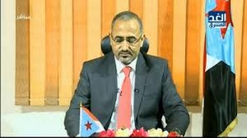 ظهور مرتقب  لرئيس المجلس الانتـقالي الجنوبي على قناة أبوظبي