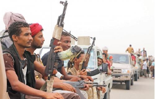16 حوثياً يلقون مصرعهم في مواجهات مع القوات المشتركة في الدريهمي