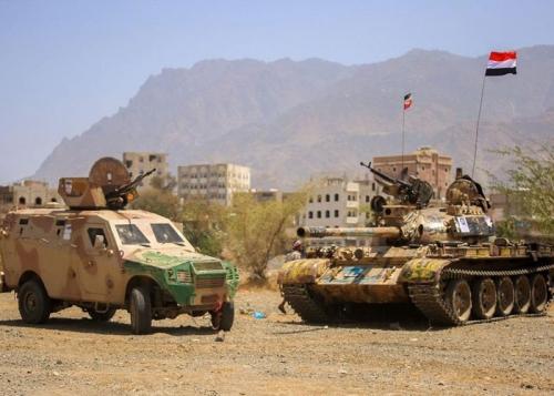 عملية عسكرية مرتقبة للقوات المشتركة لتحرير مزارع الجر وعبس في محافظة حجة