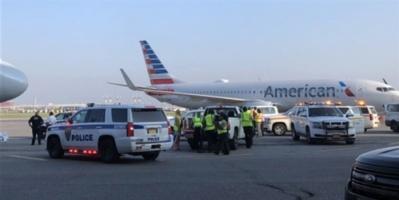 العثور على جنين ميت في حمام طائرة.. والسلطات الأمريكية تفتح تحقيقا